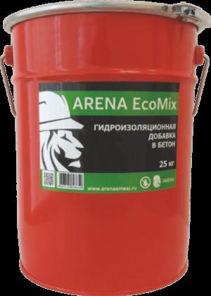 ARENA EcoMix гидроизоляционная добавка в бетон