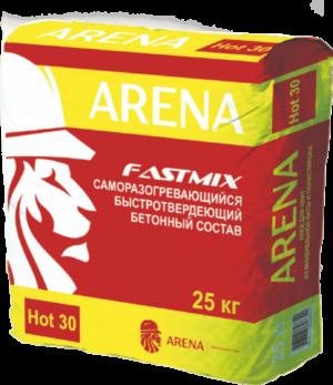 ARENA FastMix Hot30 40 МПа бетонный состав