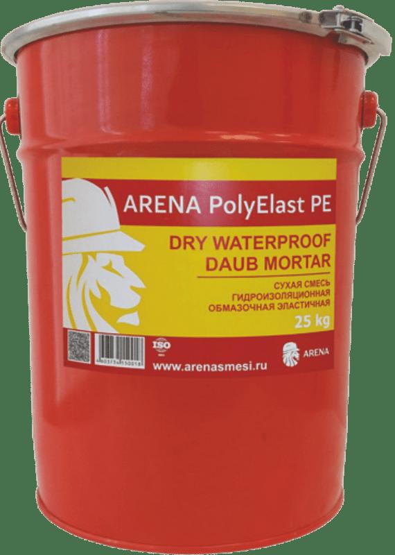 Купить ARENA PolyElast PE цементный состав