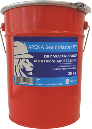 ARENA SeamMaster PT шовная гидроизоляция