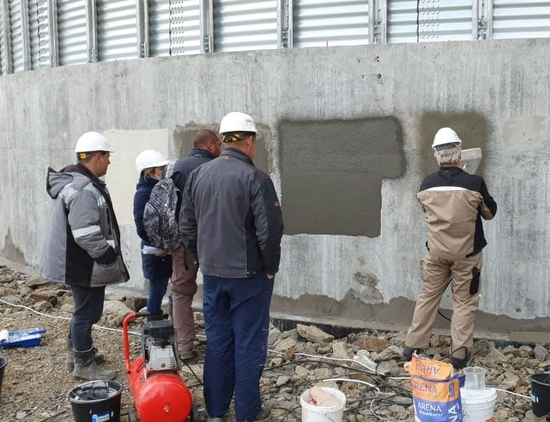 гидроизоляция поверхности бетона