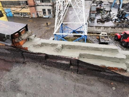 восстановление бетонных конструкций